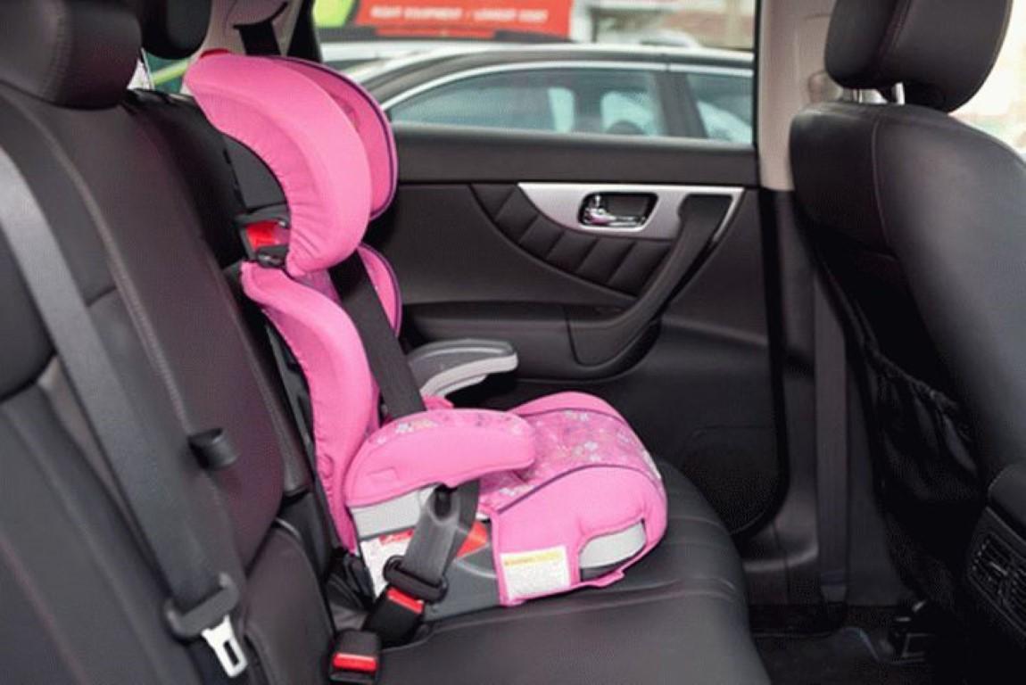 Детское кресло - до скольки лет нужно в машине, со скольки лет можно ездить без детского кресла?