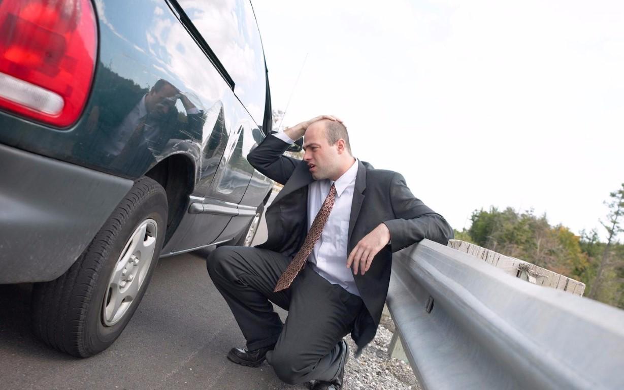 Розыск машин, скрывшихся с места дтп