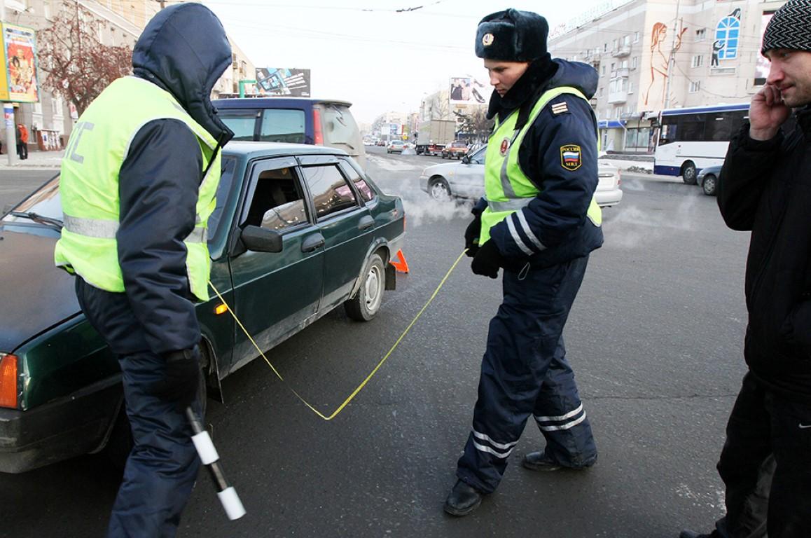 Штраф за вызов ГИБДД на место ДТП