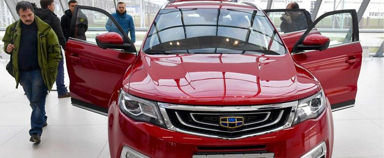 Купить авто новый в кредит в нижнем новгороде