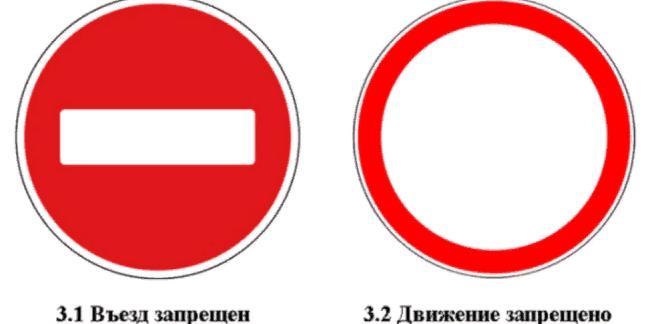 Временный знак обгон запрещен штраф за нарушение
